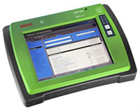 Bosch vehicle diagnostic computer